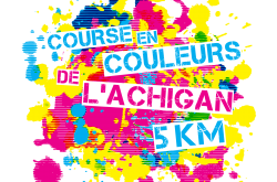 Course en couleurs de l'Achigan